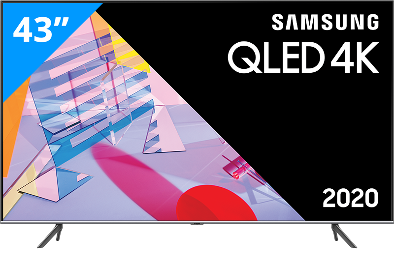 Samsung 43 inch/109 cm Q-LED 4K TV