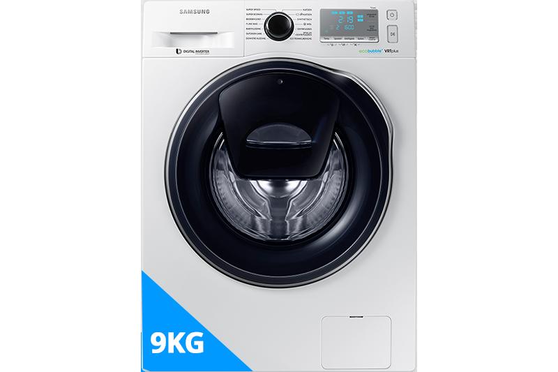 Samsung AddWash wasmachine 9 kg